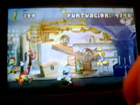 Crazy Chicken 3D Director's Cut (3DS) Narrado 5ª parte: Accion total