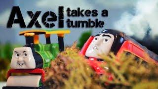 Thomas & Friends: Axel Takes a Tumble | Thomas & Friends