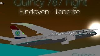 ROBLOX Flights | Quincy 787 Flight