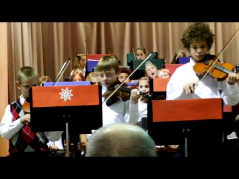 Violin Trio - Deck the Halls