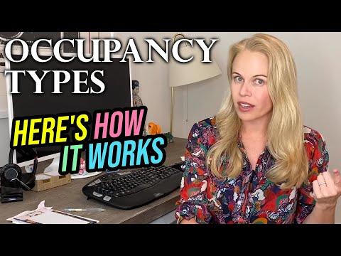 occupancy-types
