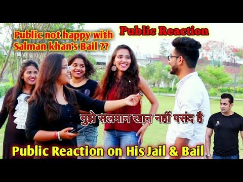 Salman Khan Jail & Bail Public Reaction Lucknow Rever Front | Inayat Khan Studio