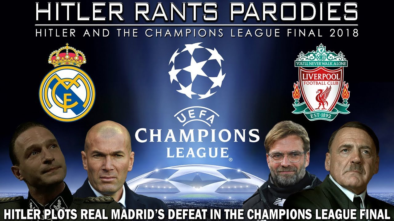 Hitler plots Real Madrid's defeat in the Champions League Final
