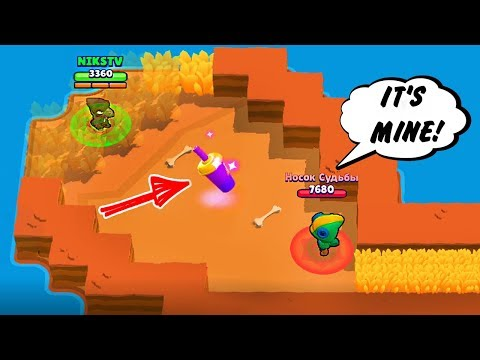 Who Is Faster, Will Win..! Brawl Stars Funny Moments & Trolls Montage