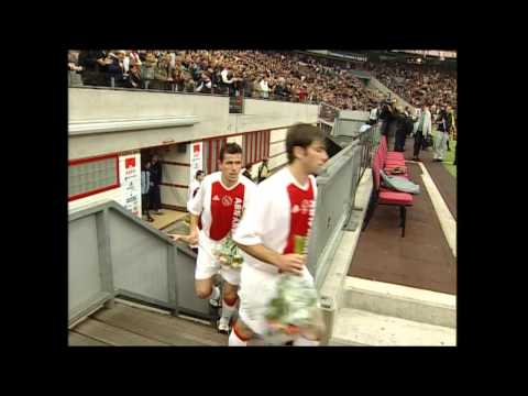 17 year old Nigel de Jong at Ajax
