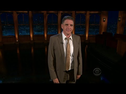 Late Late Show with Craig Ferguson 8/26/2011 Shirley Manson, Tory Belleci