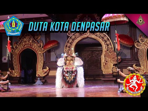 "Lomba Bapang Barong ""Juara 2"" Lan Mekendang Tunggal ""Juara 1"" | PKB 2019 | Duta Kota Denpasar"