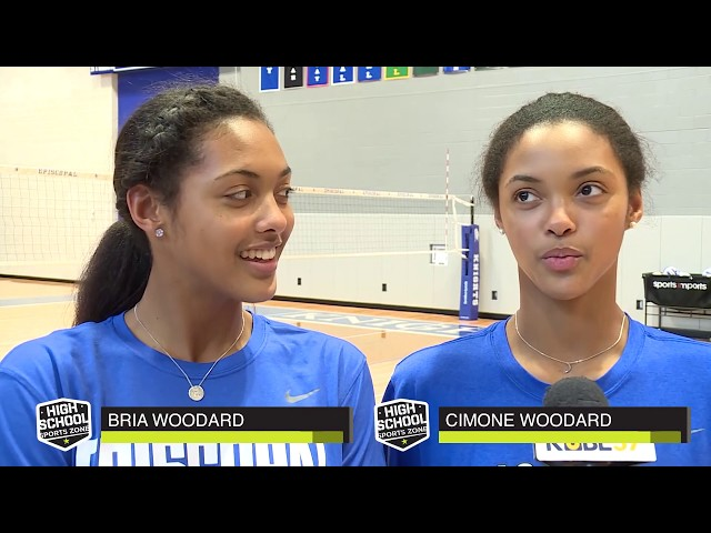Episcopal Volleyball - Team of the Week
