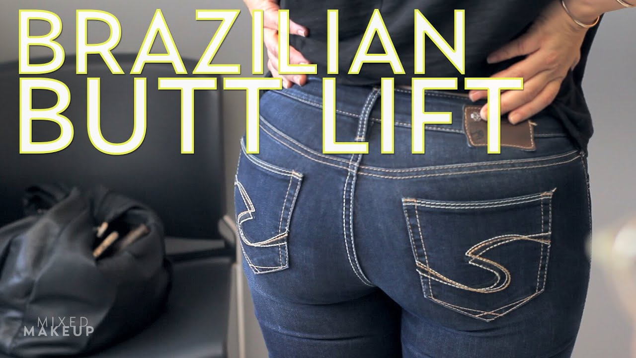 brazilian butt lift: celebrity secret to a big booty | the sass with