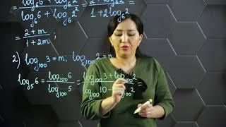 Санның логарифмі және оның қасиеттері. Практикалық бөлім. 11 сынып.