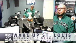 Wake Up St Louis MeTooMusic Morning Show 3-24-19