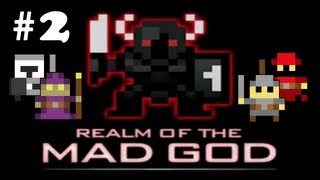 Jogando Realm of the Mad God - Ep 2