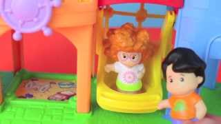 Little People Playground Fisher Price Review Alltoycollector
