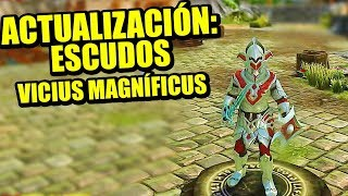 ESCUDOS Y ME HAN PUESTO EN EL JUEGO!!! - Actualización WARRIORS RISE TO GLORY | Gameplay Español