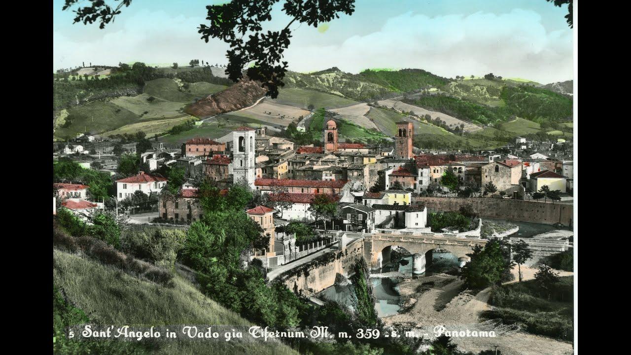 Sant 39 angelo in vado cartoline dal passato youtube for Marini arredamenti sant angelo in vado