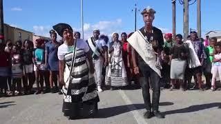 Xhosa song