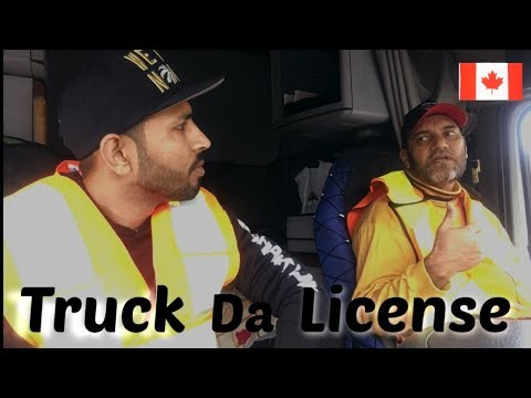 How To Get Truck License In Canada | Process Fully Explained | New Rules 2019 | Johny Hans