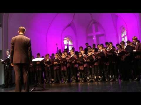 Benjamin Britten. Rejoice in the Lamb. William Walton. The Twelve.
