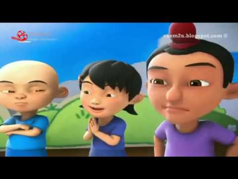 Lagu Anak-- Pelangi-Pelangi (Upin-Ipin)