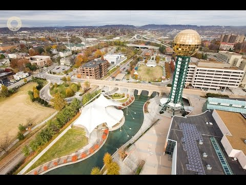 Knoxville Sunsphere - Primo's Italian Restaurant Visit