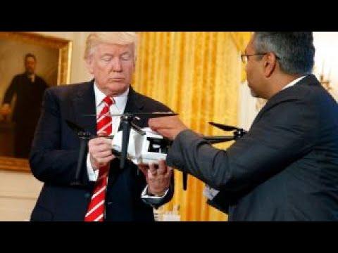 Drone Maker Wants Smart Regulations