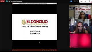 El Concilio LIVE! - Coalition Meeting May 8th 2020 (English)