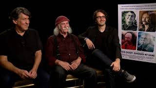 David Crosby: Remember My Name Interview With Cameron Crowe,  A.J. Eaton, And David Crosby