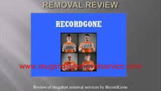 mugshot removal scam