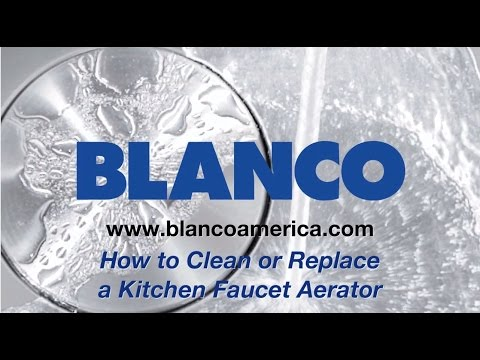 How To Clean or Replace a Clogged Aerator