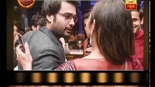 'Madhubala' stars Vivian Dsena & Drashti Dhami hugged each other in Rubina & Abhinav's reception