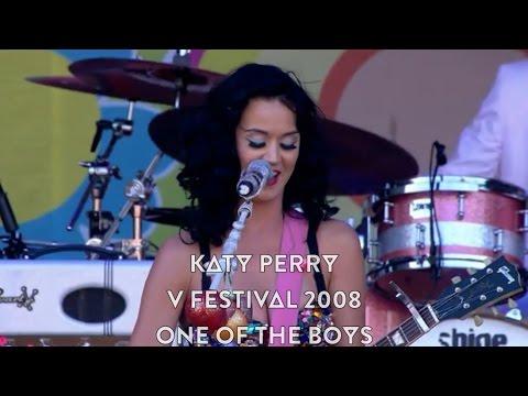 Katy Perry - One Of The Boys (Live @ V Festival 2009)