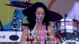 Katy Perry - One Of The Boys (Live @ V Festival 2009) thumbnail