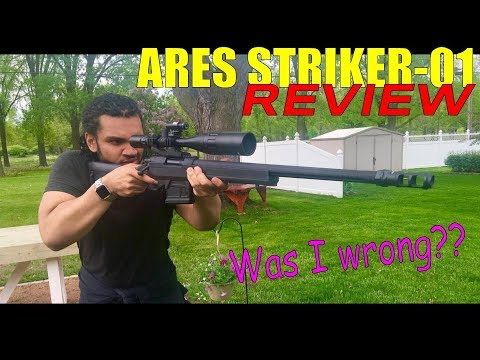 ARES STRIKER-01 (Amoeba) FULL REVIEW!!.. I was wrong (Honest - IN DEPTH - revisit)