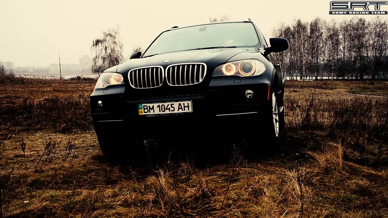 BMW X5 E70 какой он, спустя 8 лет? (BMW X5 E70 test drive)