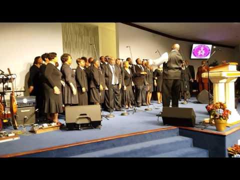 New Covenant Believers' Church Choir, Columbus, OH