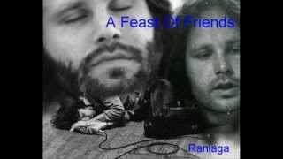 JIM MORRISON   A FEAST OF FRIENDS