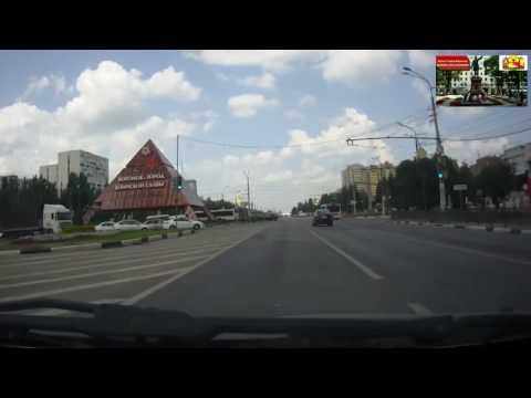 Воронеж, Московский проспект, 01.08.2016, утро
