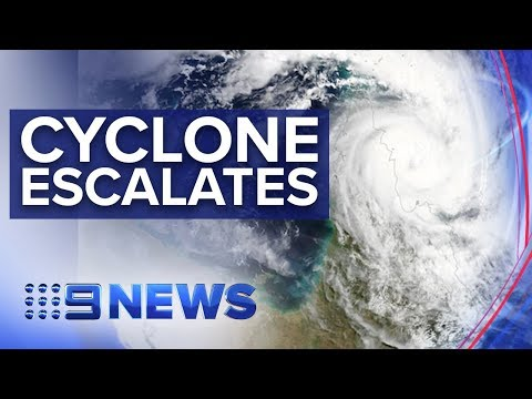 NT evacuations continue as cyclone escalates to Category 4 |