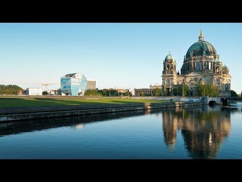 Berlin - storbyferie i Berlin