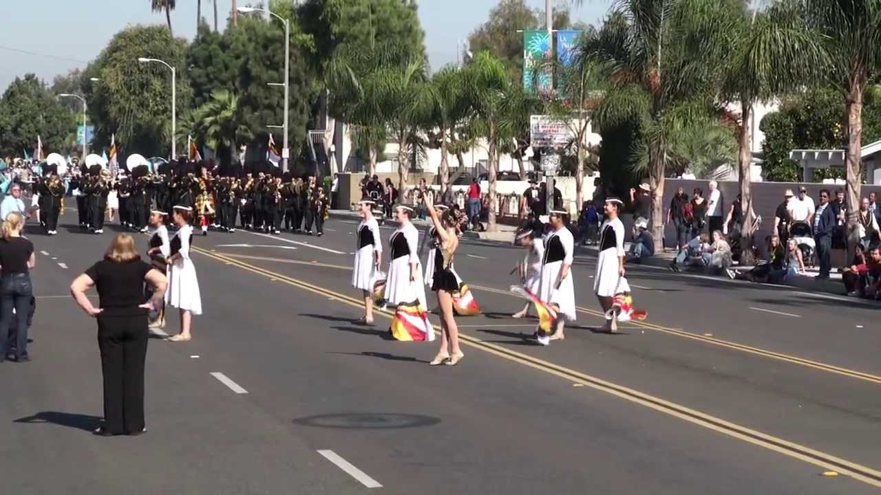 Foothill Hs The Standard Of St George 2013 La Palma