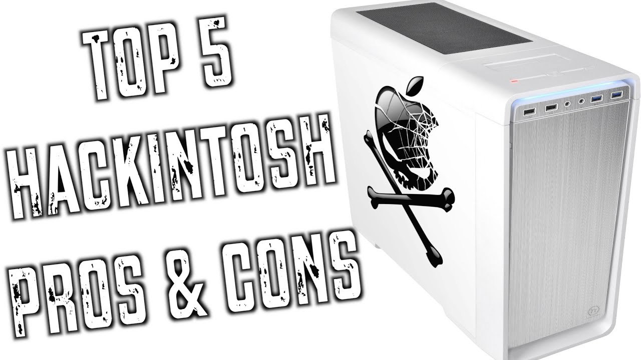 How to Build a Hackintosh Editing System --- CHEAP! - Indie