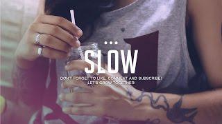 'Slow' - Trap Smooth Rap Beat x Instrumental Prod: Alex Soto Beats