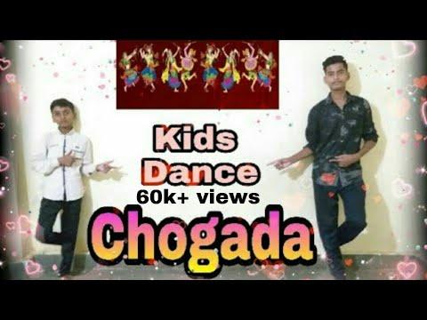 Chogada Tara Kids Dance Choreography | Loveratri | Easy Dance For Kids