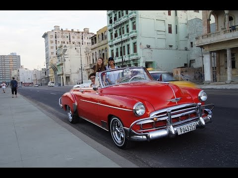 The Holidays in Cuba!