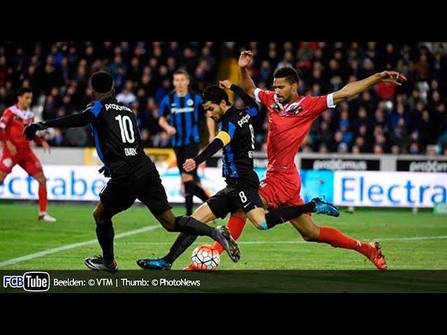 2015-2016 - Jupiler Pro League - 22. Club Brugge - Moeskroen-Péruwelz 3-0