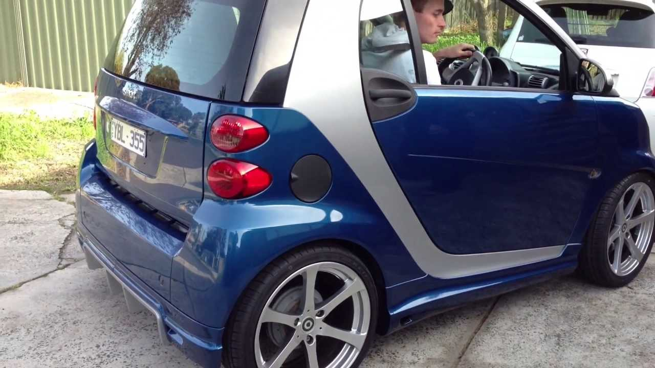 Modified smart 451 62kw turbo youtube altavistaventures Image collections