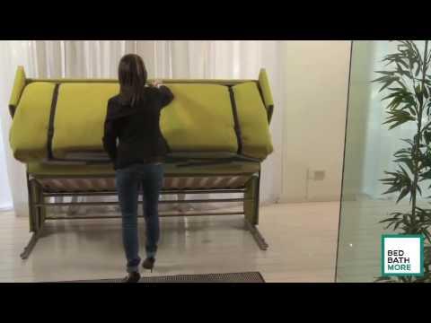 Sofa Bunk Bed Youtube