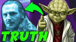Why Qui-Gon Jinn was the only Jedi that could have saved Anakin Skywalker? Star Wars Theory