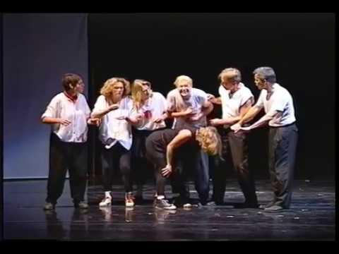 Cinema Del Morte - Seattle Mime Theatre (1997)