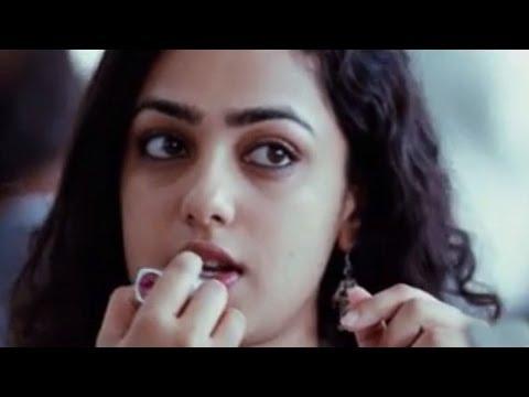 Ishq Movie || Funniest Comedy Between Ishq & Nithya Menon || Nitin, Nithya Menen